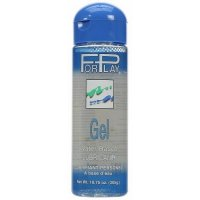 Forplay Gel Water Based Personal Lubricant 10.75 Oz
