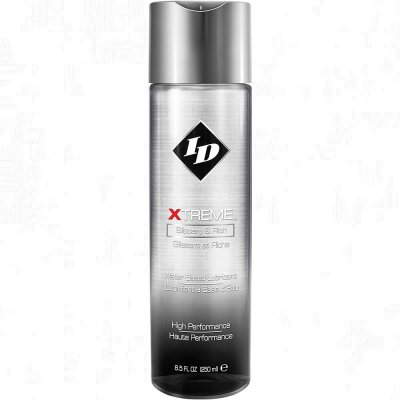 ID Xtreme Water Based Personal Lubricant 8.5 Oz