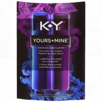 K-Y Yours & Mine Couples Lubricant Set