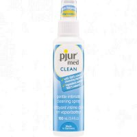Pjur Med Clean Spray Personal Toy Cleaner 3.4 Oz