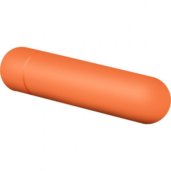 Vive Pop Vibe Waterproof Bullet Vibrator In Orange